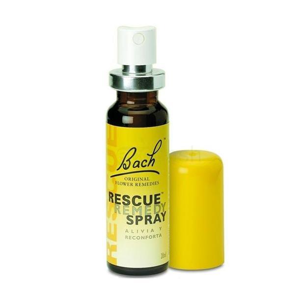 Flores De Bach Rescue Spray 20ml Farmacia Ramon Olmo Sanchez