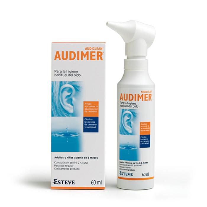 Audimer Limpieza Oido Spray 60ml